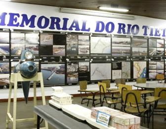 Memorial do Rio Tietê